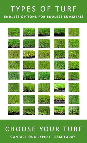 Different Types of Artificial Grass